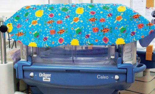 Linus incubator cover