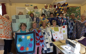Pludd quilters