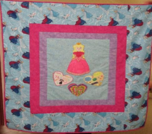Palliative care quilt