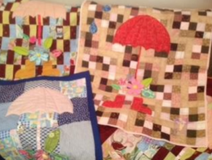 Weather quilts